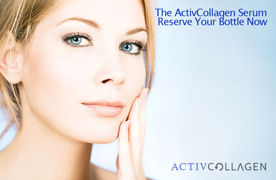 Try our Active Collagen Serum for 2 weeks